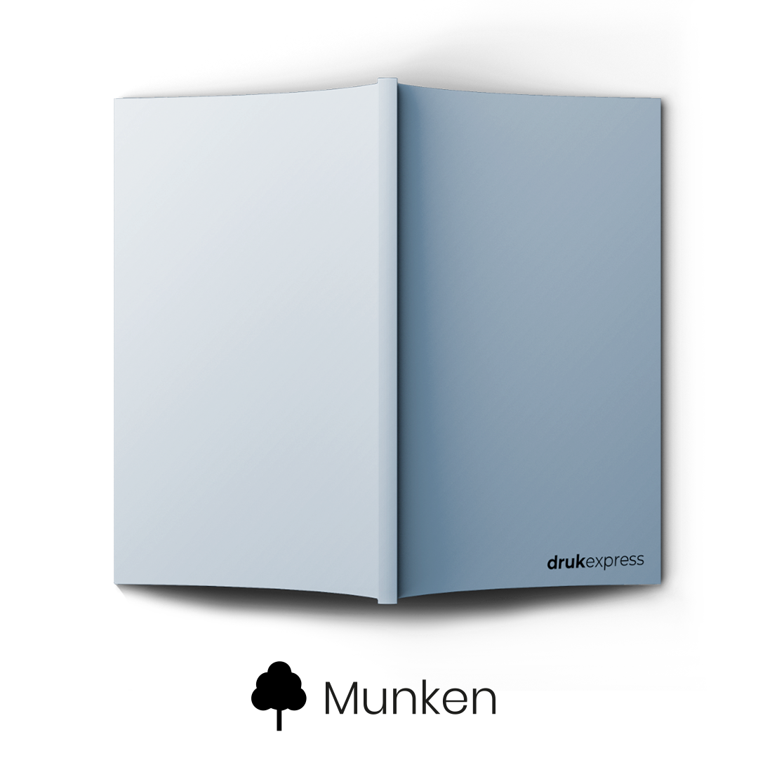 Katalogi klejone pur Munken