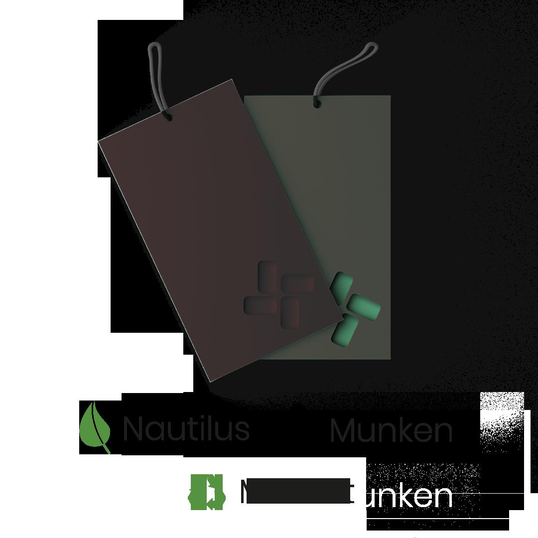 Metki Sztancowane Nautilus Munken