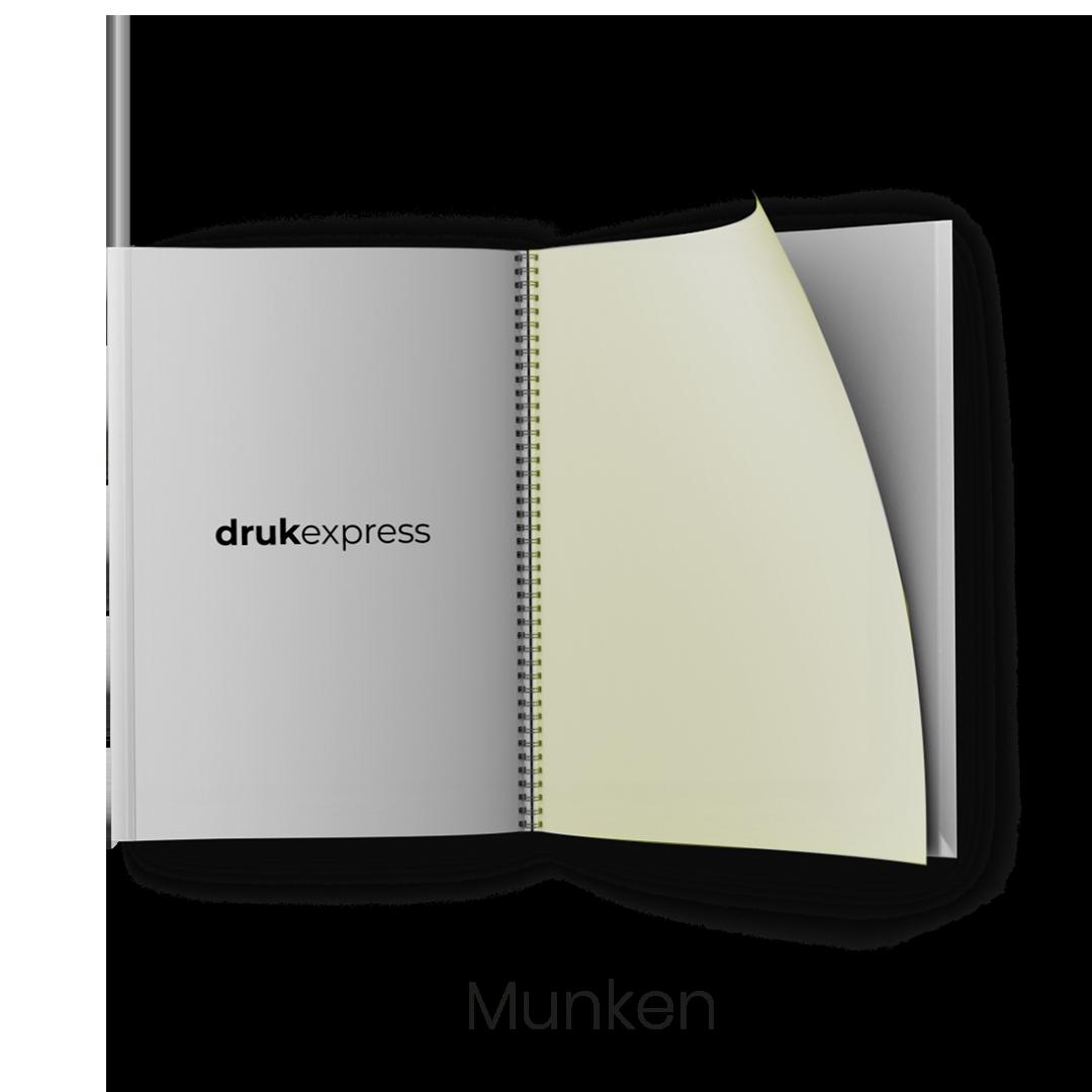 Notes spiralowany Munken