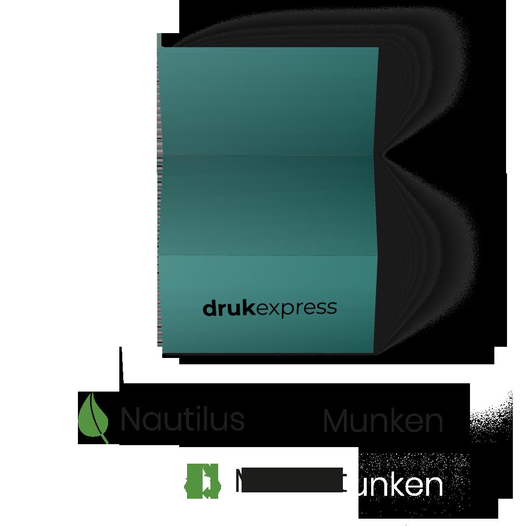 Ulotki składane Nautilus Munken Muskat