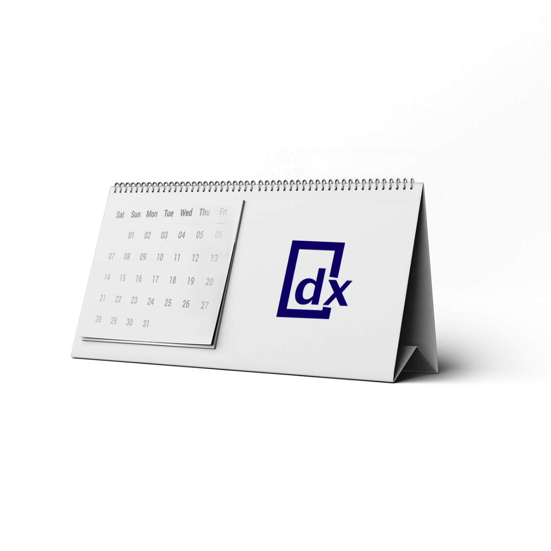Kalendarze Biurkowe -