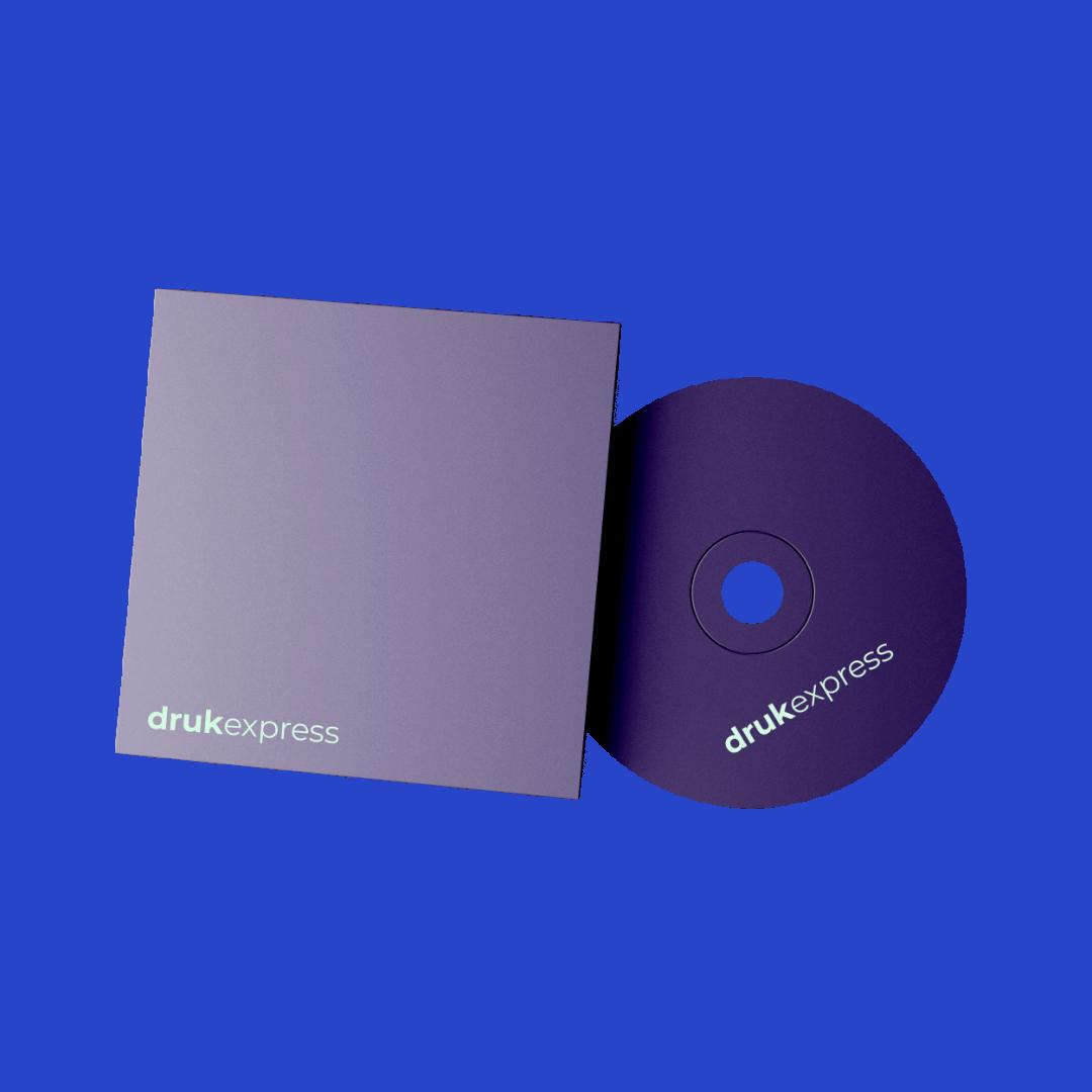 Płyty CD / DVD -